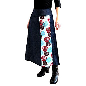 Nicole Mallalieu Design / You SEW Girl! - A-Line Skirt